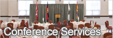 UNB Saint John Conference Services
