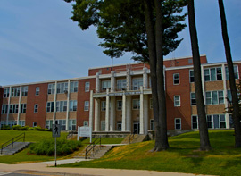 Image of Marshall d'Avray Hall
