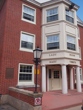 Image of Lady Dunn Hall