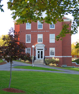 Image of Keirstead Hall