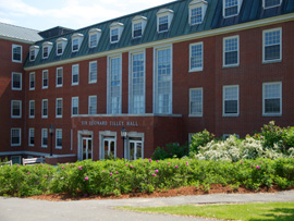 Tilley Hall picture