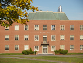 F.J. Toole Hall picture