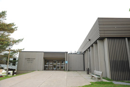 G. Forbes Elliot Athletics Centre picture