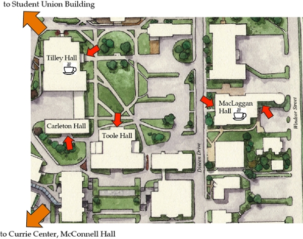 unb campus map all basketball scores info