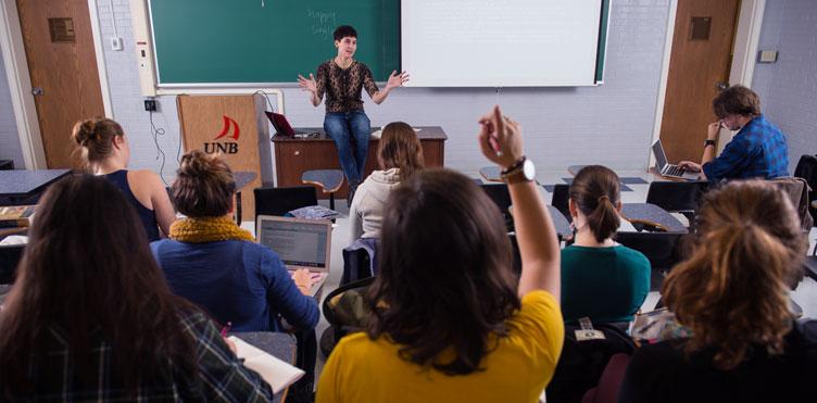 Graduate Studies | Programs | English | UNB