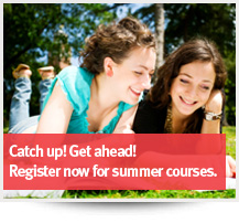UNB Summer Term 2013